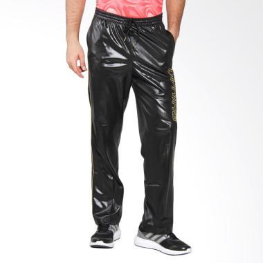 Li Ning Men's Trackpants Celana Badminton - Black AYKJ287-1