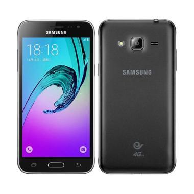 Samsung Galaxy J3 2016 Smartphone - Hitam [8GB/ RAM 1.5GB/ 4G LTE]