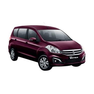 Suzuki New Ertiga 1.4 GL Mobil - Burgundy Red Pearl