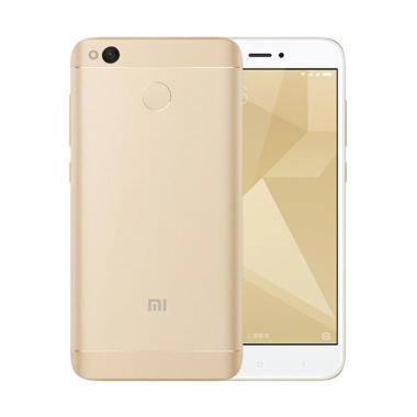 Xiaomi Redmi 4X Prime Smartphone - Gold [32 GB/3 GB/Garansi TAM]