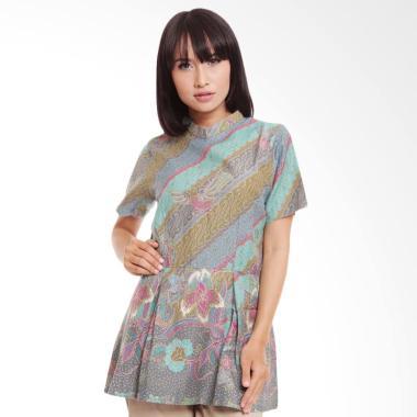 coeval-collection_coeval-sophie-green-blouse-batik-wanita-_full05 Hijab Di Shopee Terbaik plus dengan List Harganya untuk bulan ini
