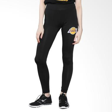 NBA Style Women Basic Team Logo LA Lakers Black Jegging (FIL2786S - G17-11)