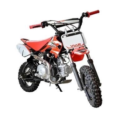 harga Viar Cross X 70 Mini Trail Sepeda Motor Cross - Orange [Jawa Timur] Kab. Ngawi Blibli.com