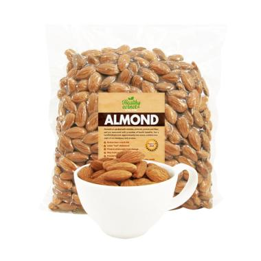 Blue Diamond Natural Whole Raw Kacang Almond [250 g]