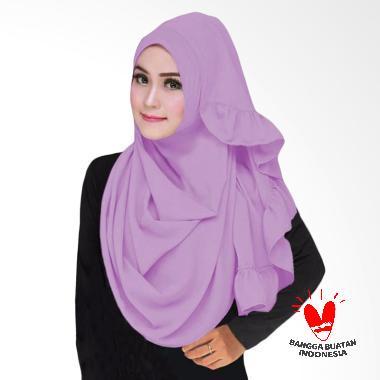 Milyarda Hijab Sarah Kerudung Instant - Ungu
