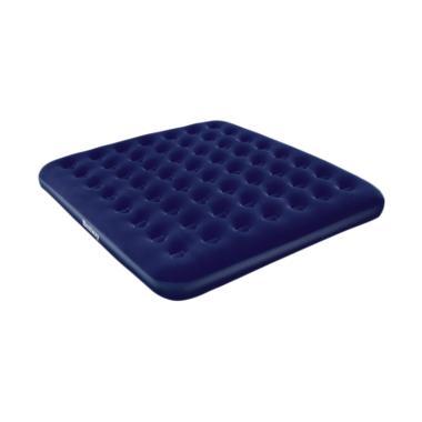Bestway 67004 Air Bed Kasur Angin - Biru [King size/203 x 183 cm]