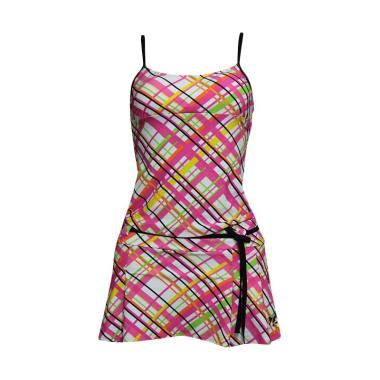 Lasona Baju Setelan Renang Wanita - Violet SPR-1877J-HL01043