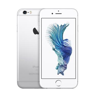 harga Apple iPhone 6s 128 GB Smartphone - Silver Blibli.com