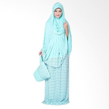crosse-mara-hijab_crosse-mara-hijab-samudra-tiara-mukena---aqua_full03 Mukena Jersey Terlaris dilengkapi dengan Harganya untuk saat ini