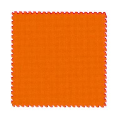 Evamats Puzzle Polos Alas Lantai - Orange [4 Pcs/60 x 60]