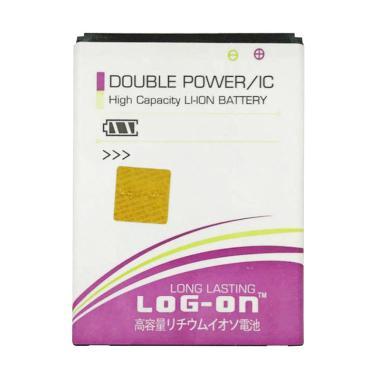 Log On BL-5BT Double Power Baterai for Nokia C5-06 [1800 mAh]