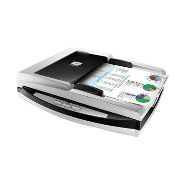 Plustek PL4080 ADF with Flatbed Scanner [Folio/F4/40 ppm]
