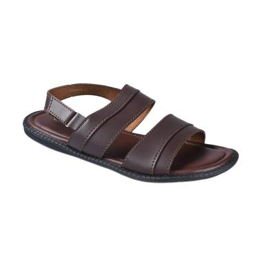 Yongki Komaladi SARO 4932 Sepatu Pria - Coklat
