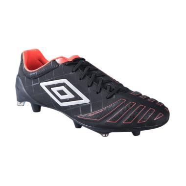 Umbro Ux Accuro Pro Hg Sepatu Sepakbola - Black 81179U-ECB