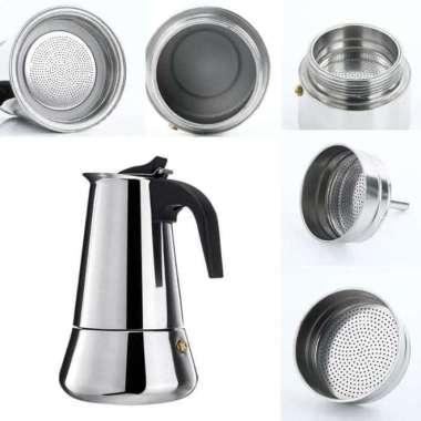 harga Espresso cofee maker teko kopi (Kode 007) multicolor Blibli.com