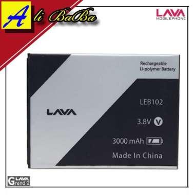 harga Baterai Handphone Lava iris Grand 2 LEB102 Battery HP Lava Iris Grand Blibli.com