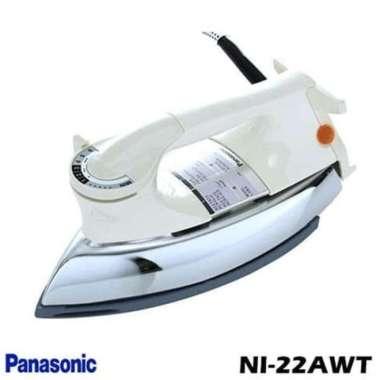 harga Dijual Setrika PanasonicGosokan Panasonic NI 22AWT Berat Automatic IRON Diskon Blibli.com