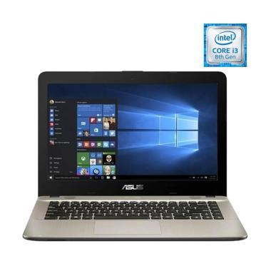 ASUS X441UB-GA331T Notebook - Black ( i3-8130U / 4GB / 1TB / MX110/ 14