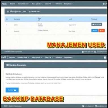 harga Sistem Aplikasi Manajemen Surat Masuk Keluar Disposisi Berbasis Web Blibli.com