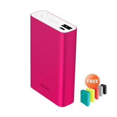 Jual Asus ZenPower Powerbank - Pink [10050 mAh] + Free Bumper Case Harga Rp 319000. Beli Sekarang dan Dapatkan Diskonnya.