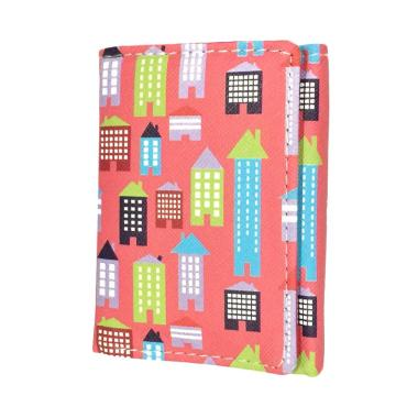 Fancy B Fashion Korea 912 Dompet Wanita - Small Pink City