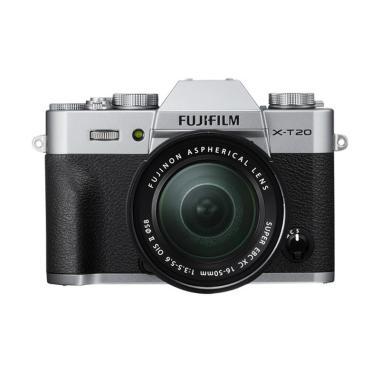 FUJIFILM X-T20 Kit XC 16-50mm f/3.5 ... ling Bag+Battery NP-W126S