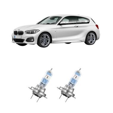 Osram H7 High Beam Lampu Mobil For BMW 118i [12 V/55 W] NBU-H7 64210NBU
