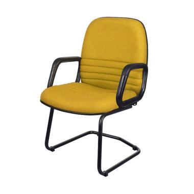 UNO Boston VAU U-7 Office Chair - Beige [Khusus Jabodetabek]