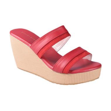 Yongki Komaladi SBDO 610044 Sandal Wedges - Merah