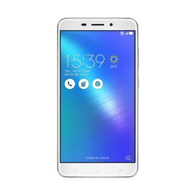 Asus ZenFone 3 Laser ZC551KL Smartphone - Glacier Silver [32 GB/2 GB]
