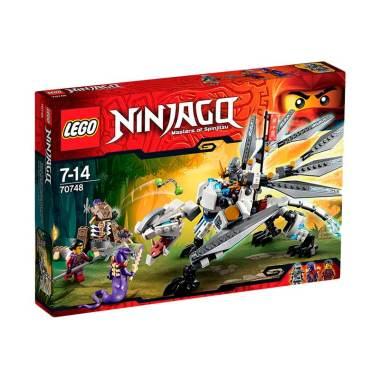 LEGO 70748 Ninjago Titanium Dragon Blocks & Stacking Toys