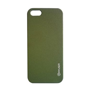 MyUser Colorado Hardcase Casing for iPhone 5 - Hijau