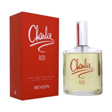 Revlon Charlie Red For Women EDT Parfum Wanita [100 ML]