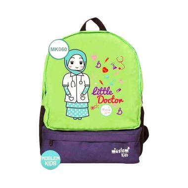Fairuz Shop - Tas Anak Muslim Little Doctor