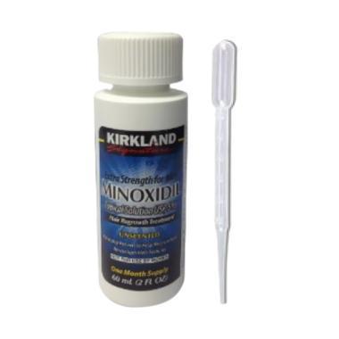 Kirkland Minoxidil Pertumbuhan Rambut Pria [60 mL]