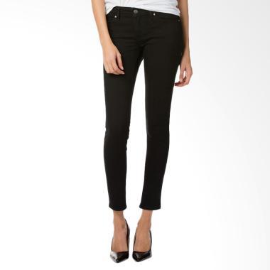 Levi's 21116-0030- Revel Skinny Jeans Celana Wanita - Black Rinse