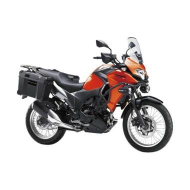 harga Kawasaki Versys-X 250 Tourer Sepeda Motor - Orange Blibli.com