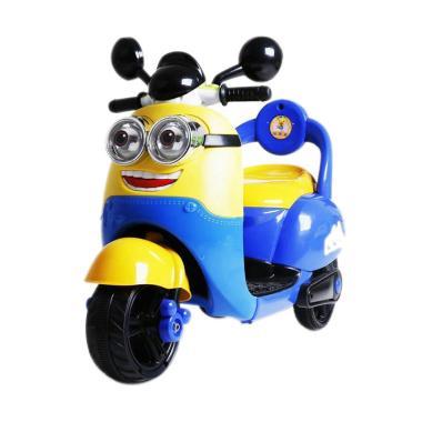 Pliko PK 8918N Scoopy Minion Motor Aki Ride On Toys