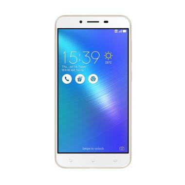 Asus Zenfone 3 Max ZC553KL Smartphone - Silver [32GB/ RAM 3GB]