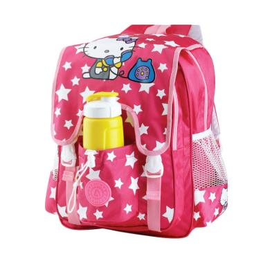 Azzurra 524-08 Bags for Kids Hello Kitty Dolby - Pink
