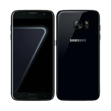 Samsung Galaxy S7 Edge Smartphone - Black Pearl [128 GB/4GB]