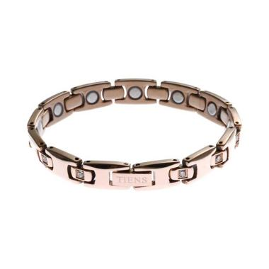 Tiens Energy Bracelet Glaring Golde ... Gelang Kesehatan [193 mm]