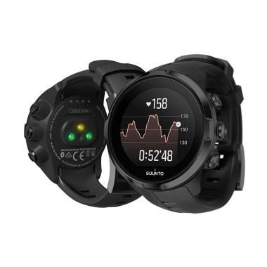 Suunto Spartan Sport Wrist HR All Black SS022662000 Jam Tangan Sport
