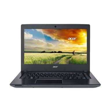 Acer Aspire E5-475G Notebook - Silv ... -7200U/4GB-GT940MX/Win10]