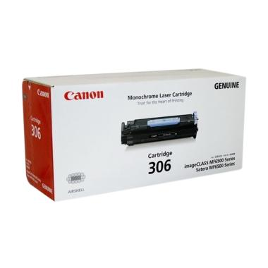Canon 306 Toner Original for Fotocopy Machine ICMF6550 - Black