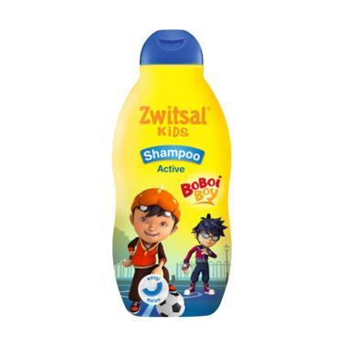 Zwitsal Kids Shampo Active Boboy Boy Melon [180 mL]