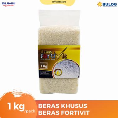 BULOG Beras Fortivit 1kg