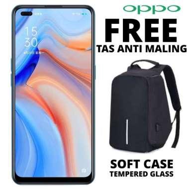harga Oppo Reno 4 8-128 GB Free Tas Anti Maling Blibli.com