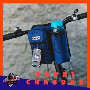 harga Tas sepedah lipat - Tas Botol minum - tas powerbank Abu Blibli.com