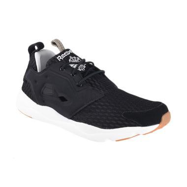 reebok hayasu. reebok furylite loom sepatu olahraga - black white bd1981 hayasu